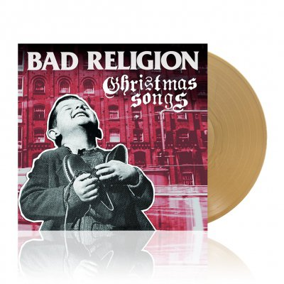 bad-religion - Christmas Songs | Gold Vinyl