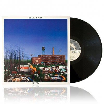 title-fight - Shed | Black Vinyl