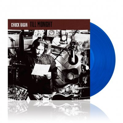 chuck-ragan - Till Midnight | Clear Blue Vinyl