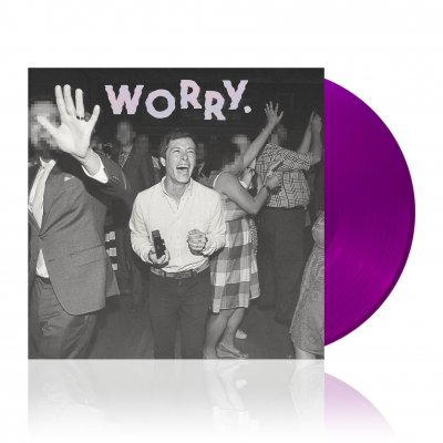 Jeff Rosenstock - Worry. | Purple Vinyl