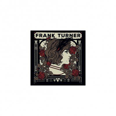 Frank Turner - Rose Garden | Sticker