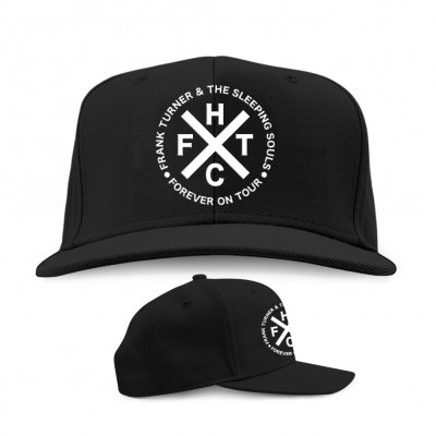 frank-turner - Forever On Tour | Snapback Cap