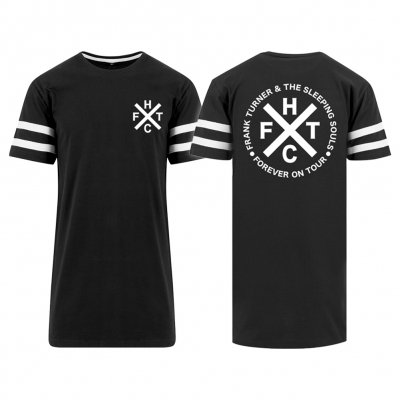 Frank Turner - Forever On Tour | Jersey Long T-Shirt