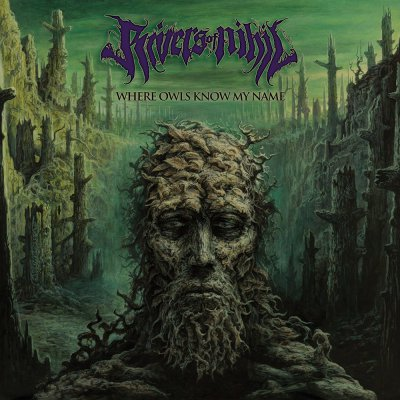 Rivers Of Nihil - Where Owls Know My Name | CD