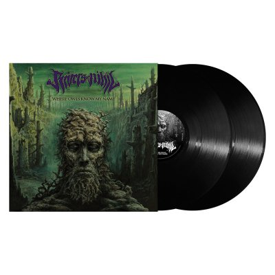 Rivers Of Nihil - Where Owls ... | 2xBlack Vinyl