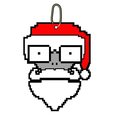 Descendents - Santa Milo | Ornament
