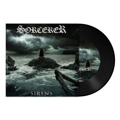 Sorcerer - Sirens | Black 7 Inch
