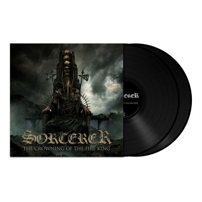 shop - The Crowning ... | 2x180g Black Vinyl