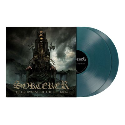 Sorcerer - The Crowning ... | 2xClr Trqs Blue Vinyl