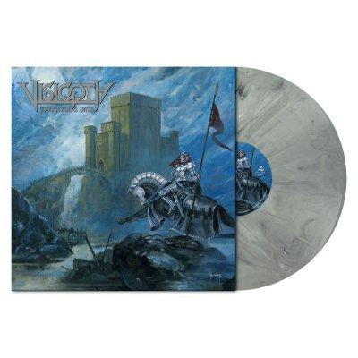 visigoth - Conqueror's Oath | Cool Grey Mrbld Vinyl
