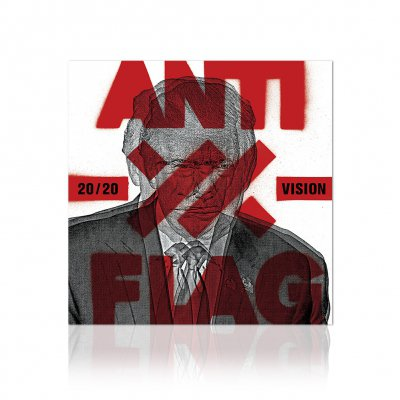 Anti-Flag - 20/20 Vision | CD