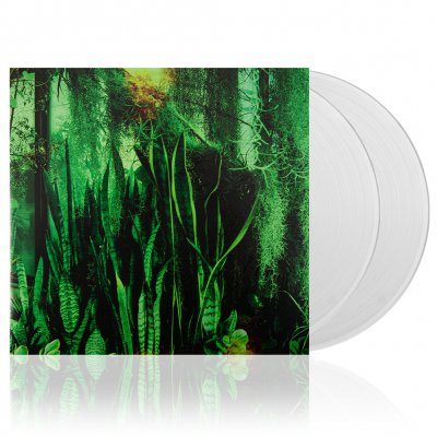 jade-tree - Wood/Water | 2xClear Vinyl