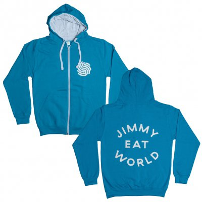 Jimmy Eat World - Surviving | Zip-Hood