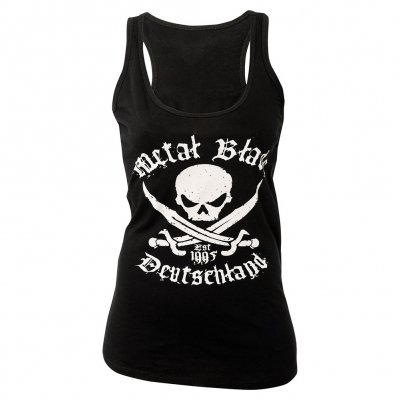 Metal Blade - Pirate Deutschland | Womens Tank Top