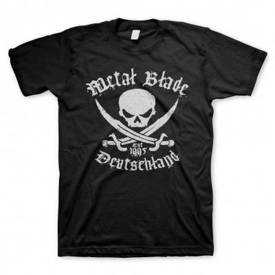 Metal Blade - Pirate Deutschland | T-Shirt