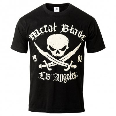 Metal Blade - Pirate Logo LA | T-Shirt