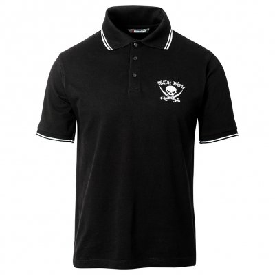 Metal Blade - Pirate Logo | Polo Shirt