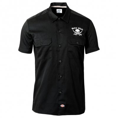 Metal Blade - Pirate Logo | Worker Shirt