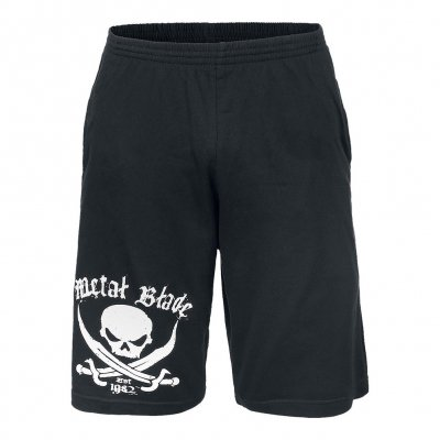 metal-blade - Pirate Logo | Jam Shorts