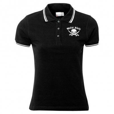 Metal Blade - Pirate Logo | Women Polo Shirt