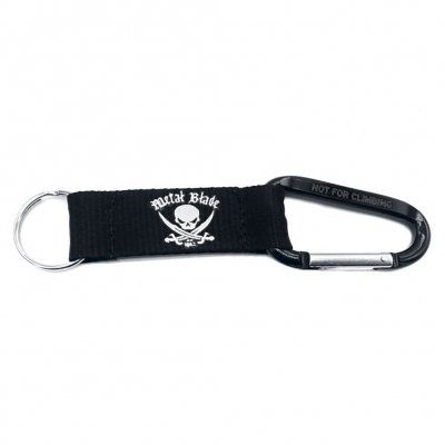 metal-blade - Pirate Logo Est. | Lanyard