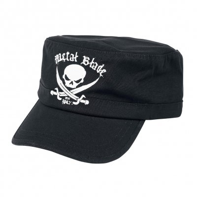 Metal Blade - Pirate Logo | Army Cap