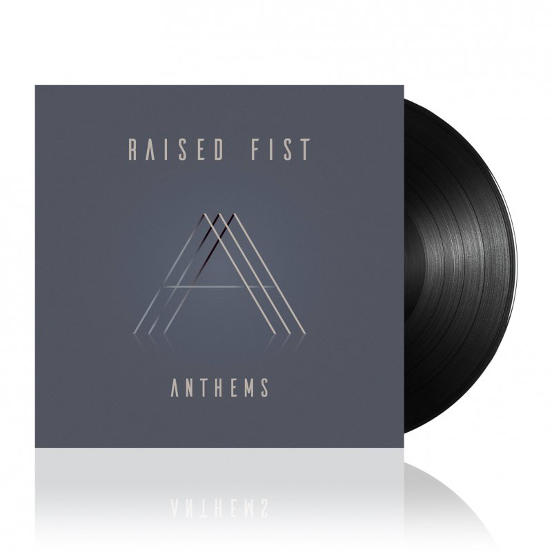 Raised Fist - Anthems | Black Vinyl