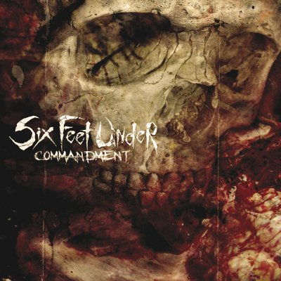 Six Feet Under - Commandment | CD