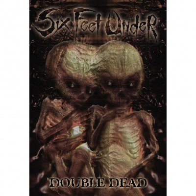 Six Feet Under - Double Dead | DVD+CD