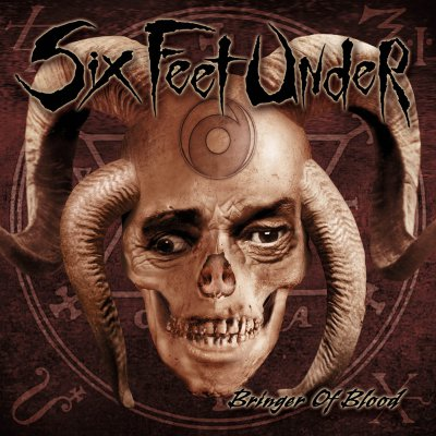 Six Feet Under - Bringer Of Blood | CD