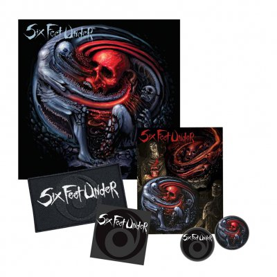 Six Feet Under - Unborn | CD Box