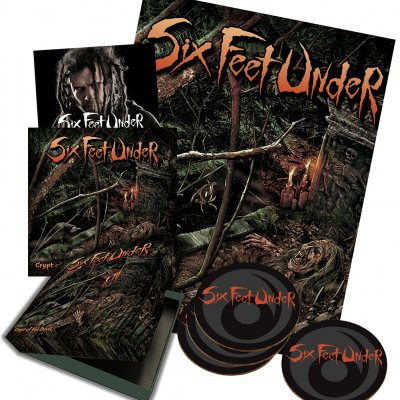 Six Feet Under - Crypt Of The Devil | CD Box