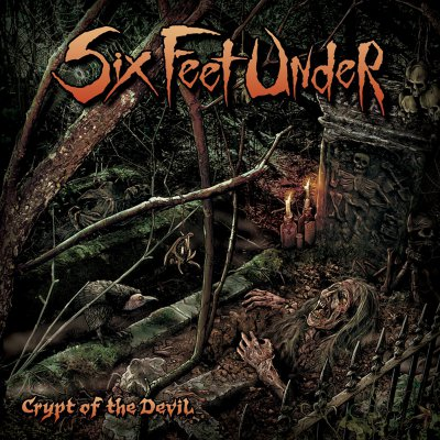 Six Feet Under - Crypt Of The Devil | DIGI-CD