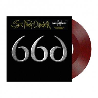 Six Feet Under - Graveyard Classics IV | Scarlet Marbled Vinyl