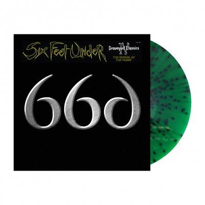 Six Feet Under - Graveyard Classics IV | Green Splatter Vinyl