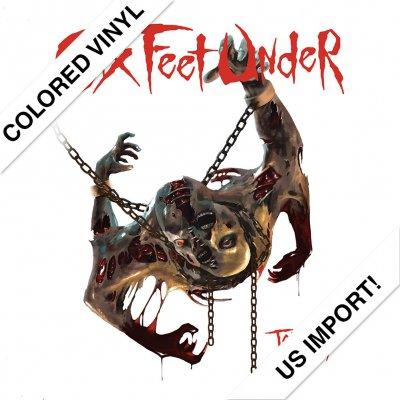 Six Feet Under - Torment | White Vinyl
