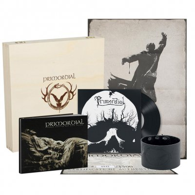Primordial - Where Greater Men Have Fallen | Wooden Box Set