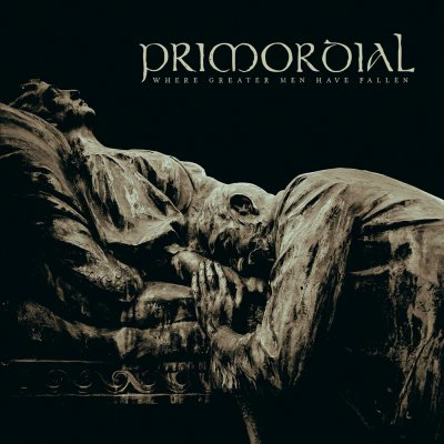 Primordial - Where Greater Men Have Fallen | DIGI-CD+DVD