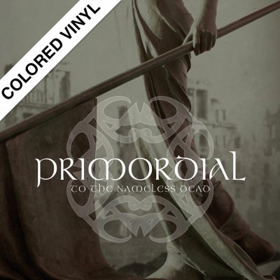 Primordial - To The Nameless Dead | 2xGrey Marbled Vinyl