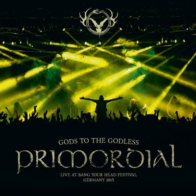 Primordial - Gods To The Godless | 2x180g Black Vinyl