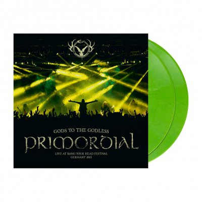 Primordial - Gods To The Godless | 2xGreen Vinyl