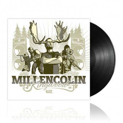 Millencolin - Kingwood | Black Vinyl