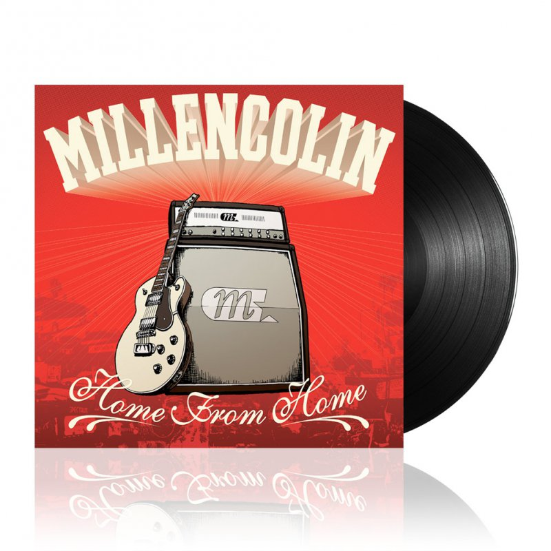 Millencolin - Home From Home | Black Vinyl