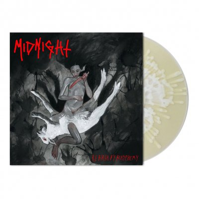 Midnight - Rebirth By Blasphemy | Jizz Spinner Vinyl