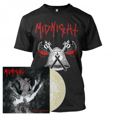 Midnight - Rebirth By Blasphemy/Axe | Jizz Spinner Bundle