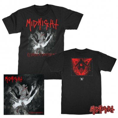 Midnight - Rebirth By Blasphemy | CD Bundle