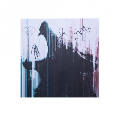 Rise Against - Wolves | Signed Lithograph