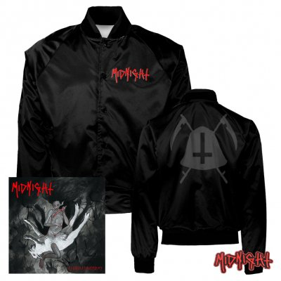Midnight - Rebirth By Blasphemy | CD+Jacket Bundle