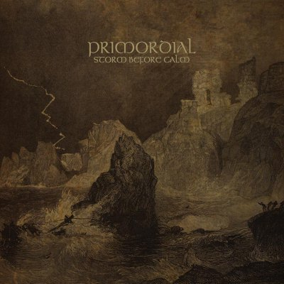 Primordial - Storm Before Calm | CD