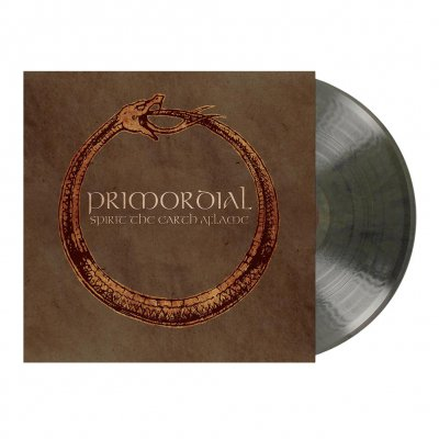 shop - Spirit The Earth Aflame | Dark Brown Marbled Vinyl